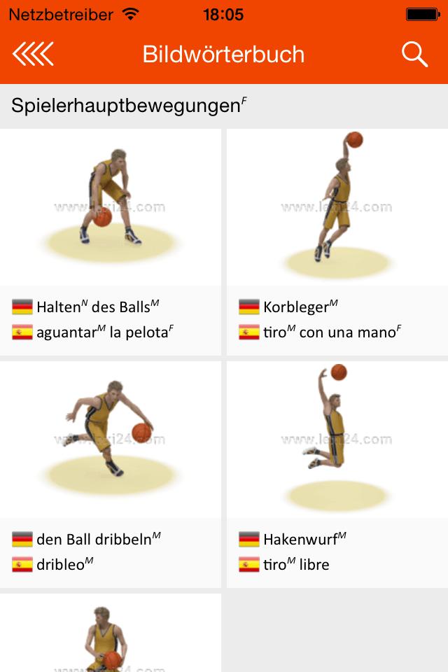 JOURIST Bildwörterbuch