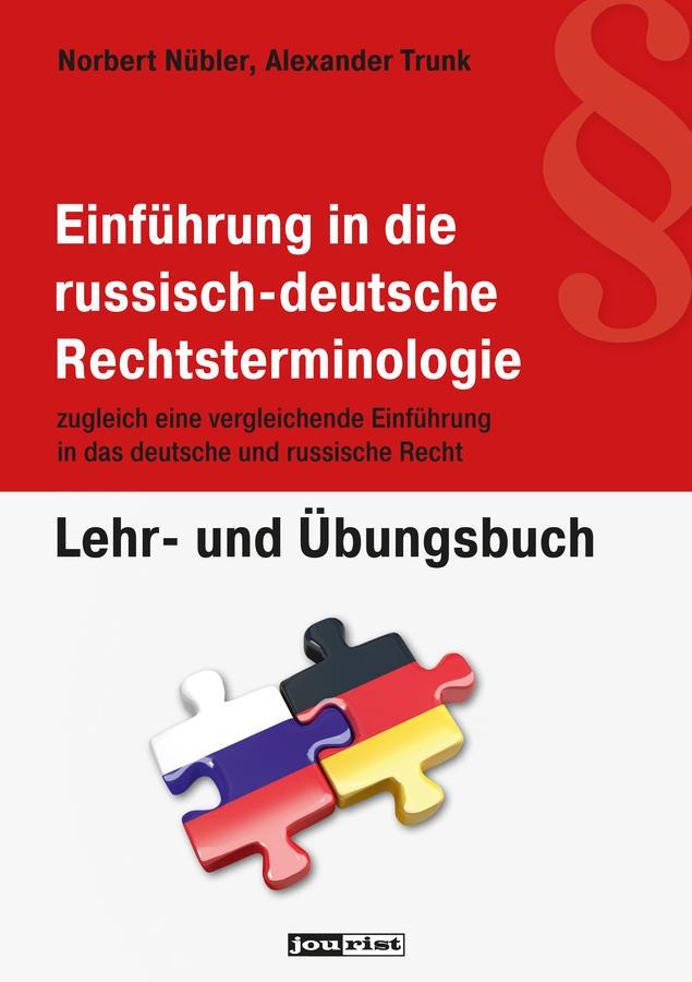 Einführung in die russisch-deutsche Rechtsterminologie