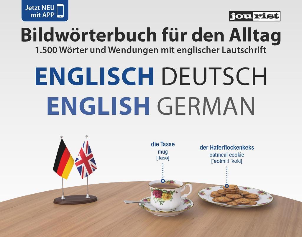 Bildwörterbuch für den Alltag Englisch-Deutsch