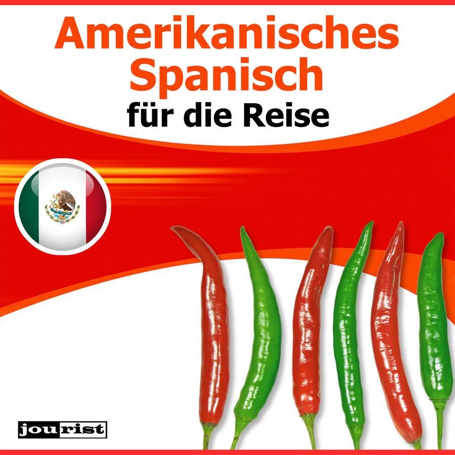Amerikanisches Spanisch für die Reise