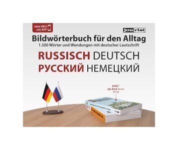 Bildwörterbuch für den Alltag Russisch-Deutsch