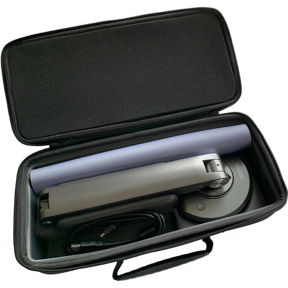 Hartschalentasche für JOURIST DC80 Dokumentenkamera